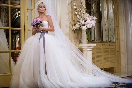 Свадебное платье от Веры