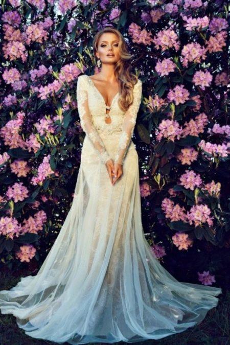 Свадебные наряды от Ange Etoiles