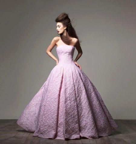 Пышное вечернее платье от Саида Кобеси