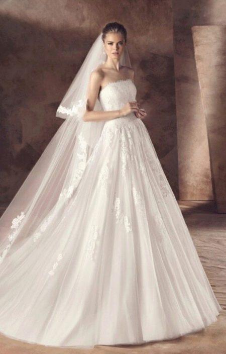 Свадебное платье от Avenue Diagonal