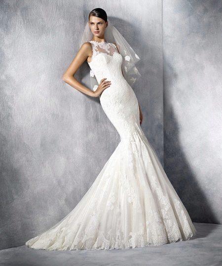 Свадебное платье от White One
