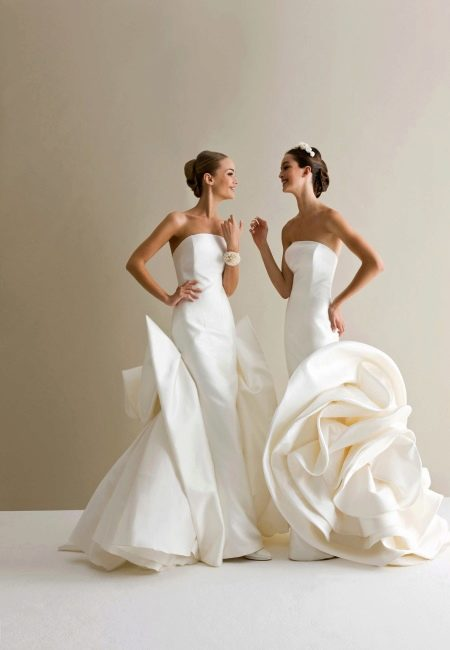 Свадебные платья от Антонио Рива