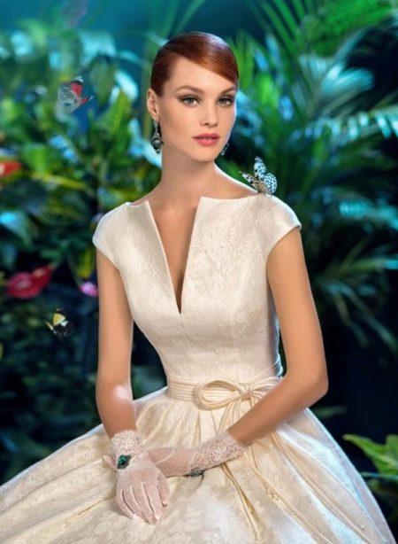 Свадебное платье от бренда Кукла