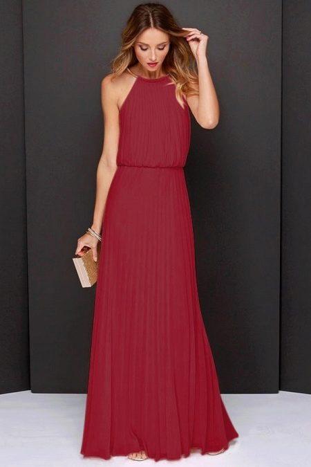 Платья цвет марсала фото