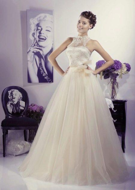 Свадебное платье от Тани григ пышное