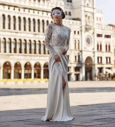 Свадебное платье от Тулипии