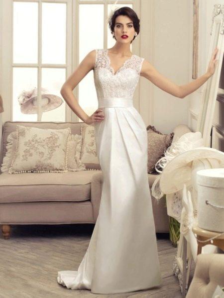 Свадебное платье из коллекции Утомленные роскошью Татьяны Каплун