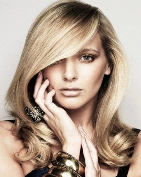 Блонд холодного оттенка