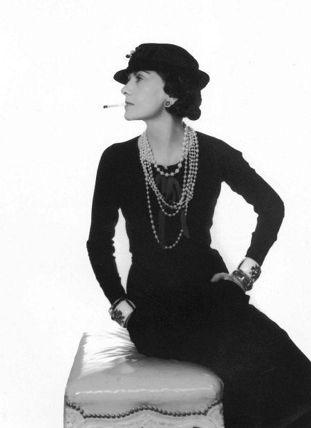 Классическое платье Коко Шанель