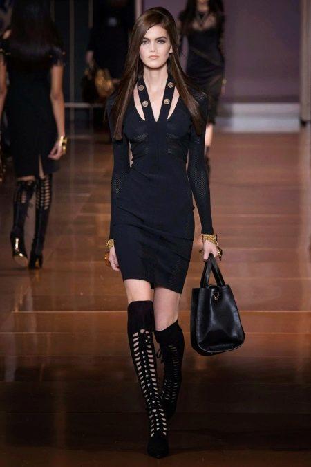 Обувь под платье в стиле Шанель