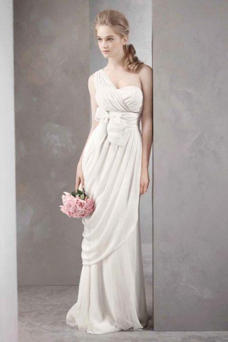 Греческое платье свадебное