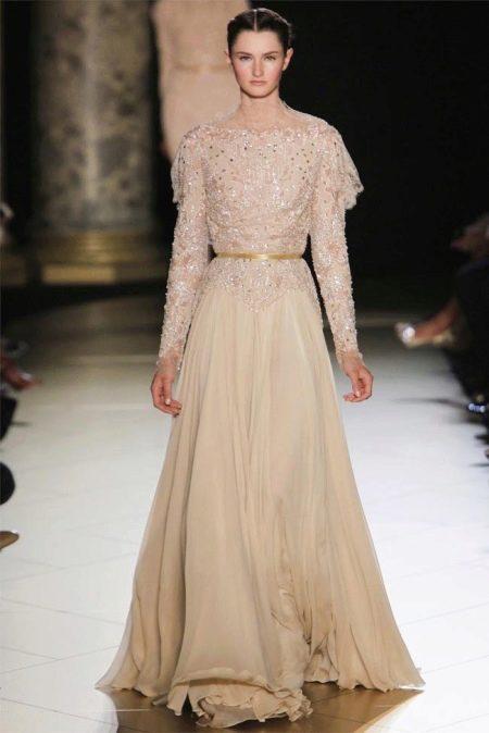 Винтажное платье от Эли Сааб