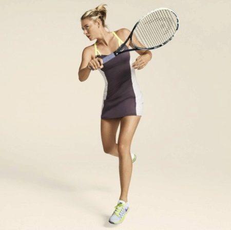 Платье для спорта