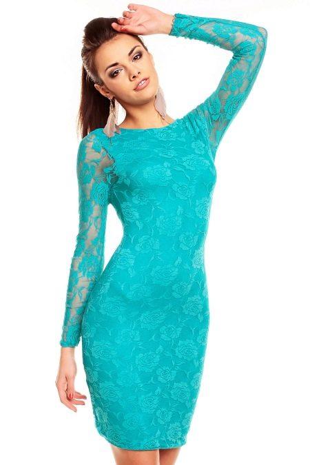 Вечернее платье короткое гипбровое недорогое