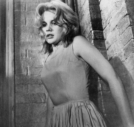 "Героиня фильма Baby Doll 1956 (""Куколка"") в платье бэби долл"