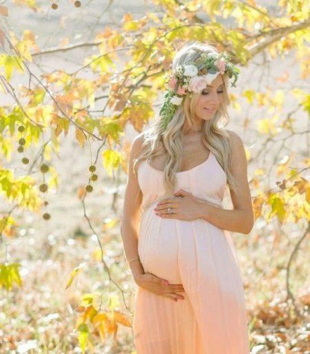 Выбор ткани для беременных
