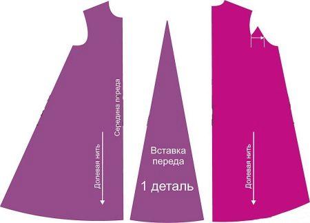 Готовые выкройки платья хайлоу для беременных