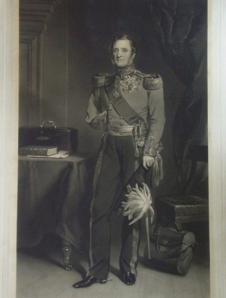 Лорд Реглан - мундир с рукавом реглан