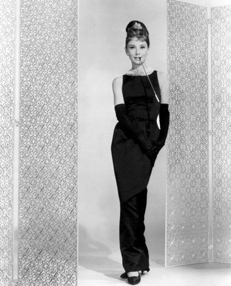 Вечернее платье Одри Хепберн
