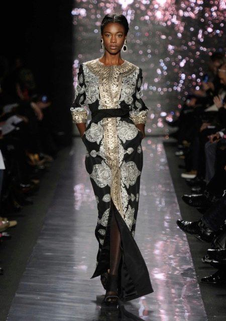 Платье в стиле барокко современое