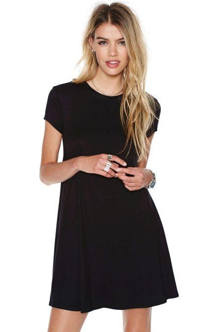 7607a8c47d0cb42 Повседневные платья (147 фото): на каждый день, красивые модели и ...