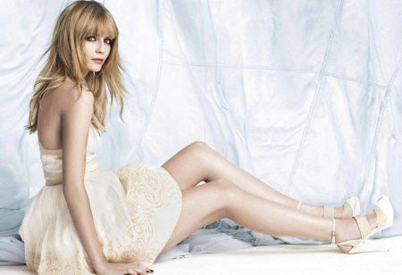 Туфли под расклешенное платье