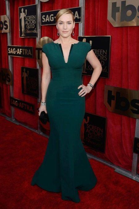 Кейт Уинслет в платье от Армани