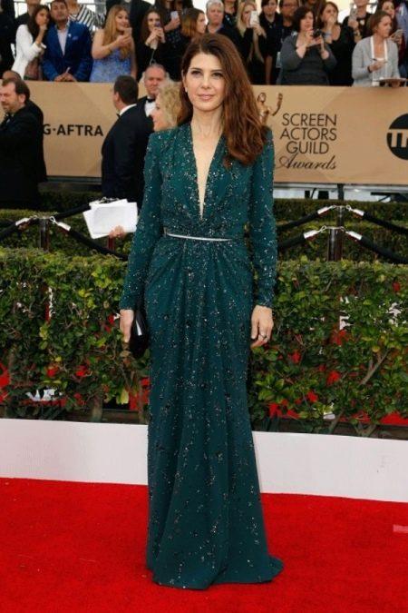 Мариса Томей в платье Zuhair Murad на Screen Actors Guild Awards-2016