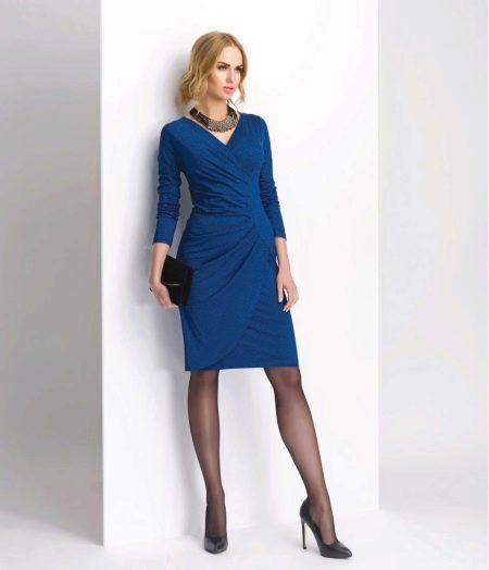 52919e9198b4ef1 Трикотажное платье: с чем носить, модные тенденции, лучшие модели, с ...