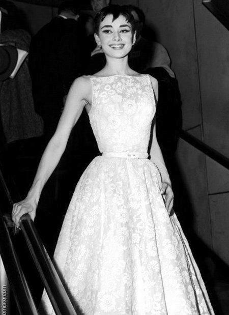 Длинные юбки 60 годов