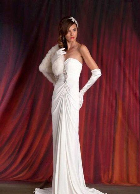 Платье-футляр в стиле Чикаго