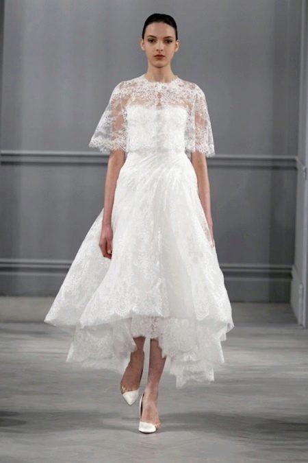 Подвенечное платье выбор туфлей