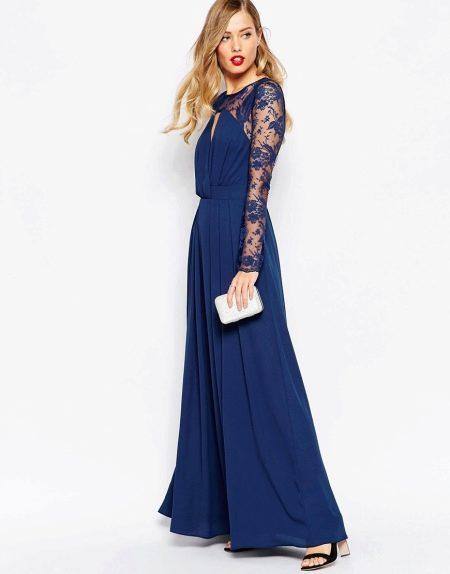 Длина платья в пол