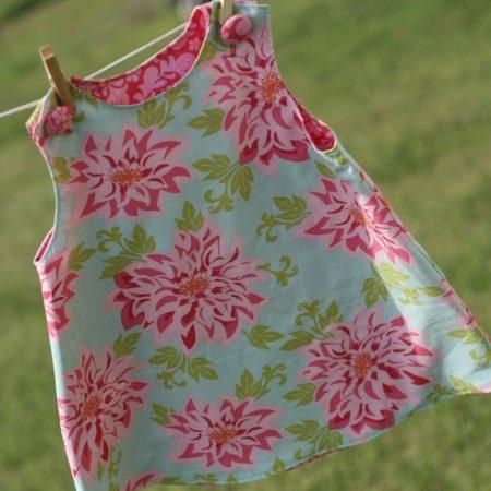 Платье для девочек на 1-3 года