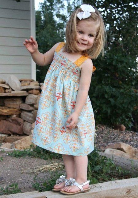18dc8abab1c774a Платье для девочки своими руками: как сшить, выкройки для начинающих ...