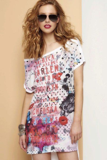 Платье-туника для девочки 15-16 лет