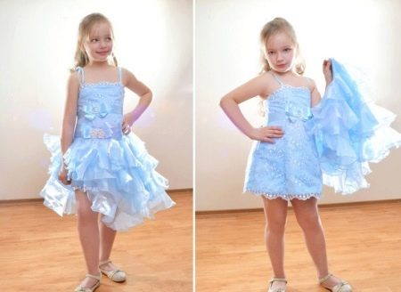 Выпускное платье-трансформер в детский сад