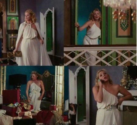 Летнее платье своими руками из фильма