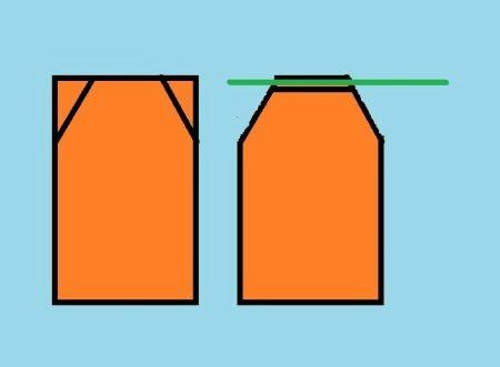 Как сшить платье без выкройки своими руками: быстро и просто, летнее из шифона, длинное сзади