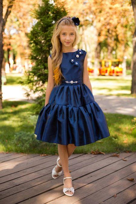 Коктейльное платье татьянка для девочки