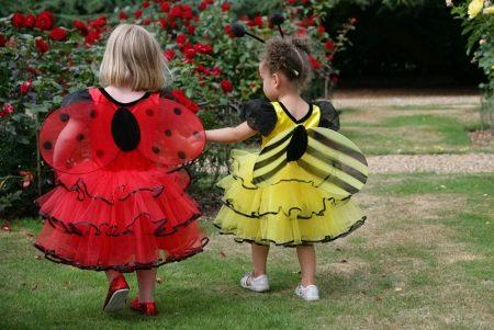 Новогоднее платье для девочки 2 года
