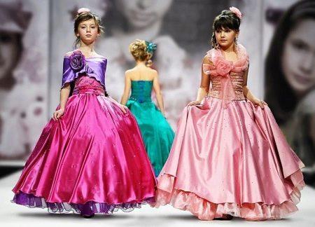 Новогоднее платье для девочки 11 лет