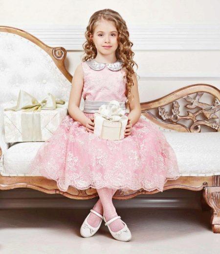 Новогоднее платье для девочки 5 лет