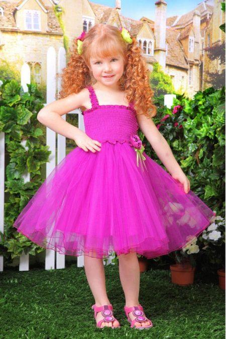 Пример платья-пачки