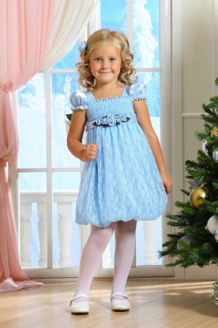 платье для девочки 5 лет в стиле беби-долл