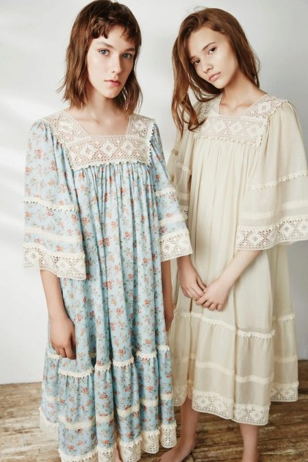 f96a624fc7d Платье из хлопка (115 фото)  летние фасоны хлопковых платьев ...