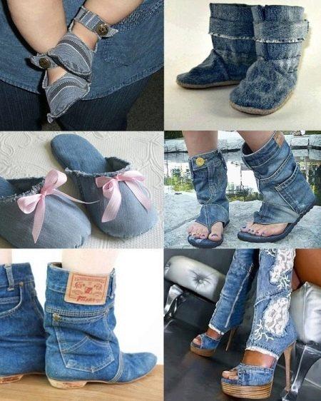 Супер-идеи: что сделать из старых джинсов: выкройки и переделки, коврики, пледы и косметички своими руками