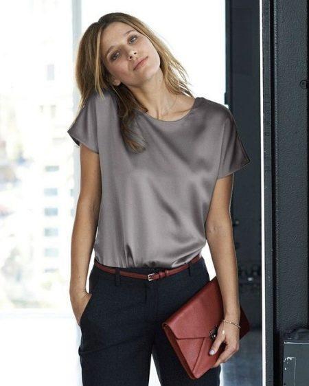8336f23bb6a Красивые блузки (94 фото)  новинки