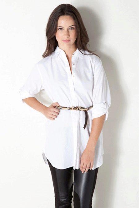 Длина Блузки
