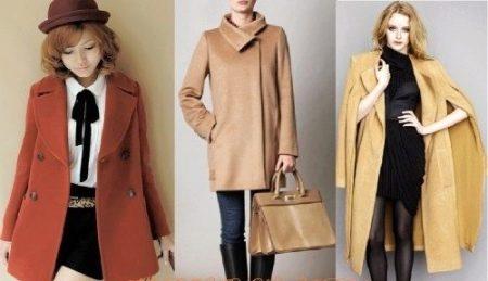 Женское драповое пальто (112 фото): больших размеров, как постирать, с мехом, черное, с капюшоном, с чем носить пальто из драпа